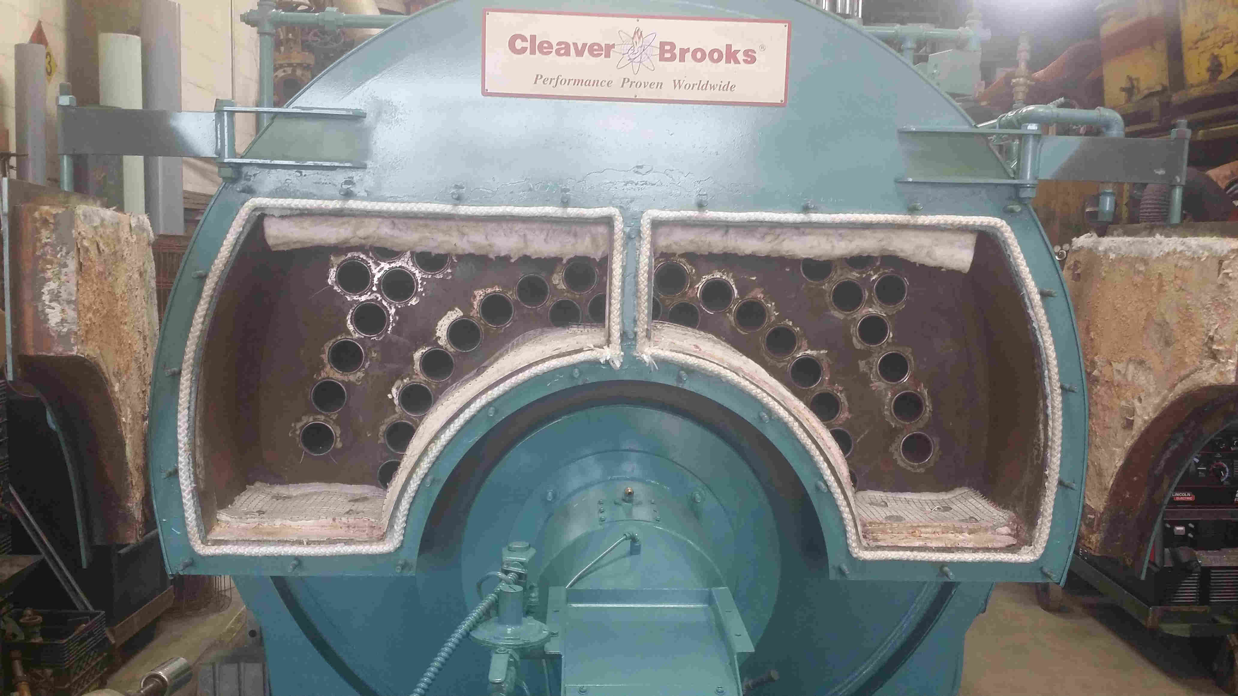 D.B. Johnsen Co. - Boiler Sales and Service - Used Boiler Equipment
